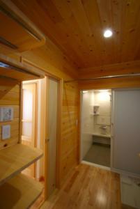 洗面所から浴室