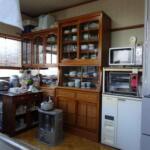 食器棚 ビフォー
