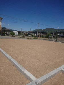 上田市諏訪形分譲地写真