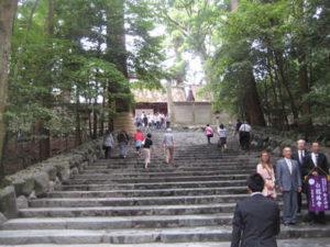 伊勢神宮 椿大神社