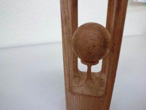 えび束の中の球