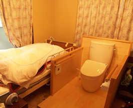 介護改修トイレ写真