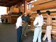 材木について写真2(県産材・国産材)