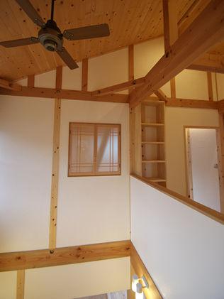 埴科郡坂城町新築施工写真