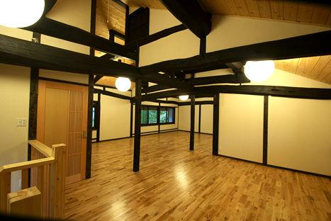 リフォーム 古民家再生施工例 長野県上田市T様邸